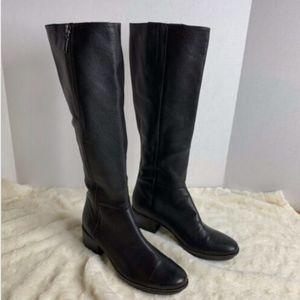 Cole Haan Maria Sharapova Hollis Boots Zipper Edge